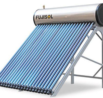 【太陽熱温水器】土地があれば、アリだと思う。
