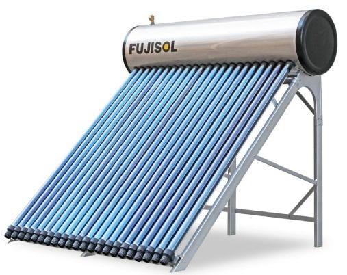 温水 器 太陽熱