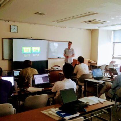 温熱環境勉強会、開催しました。