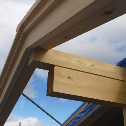 屋根のdetailに宿るもの。