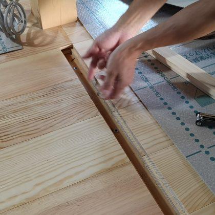 【永久保存版】オリジナル床下点検口の開け方。